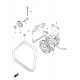 Correa Direccion Hidraulica Y Aire Motor M13 Japon